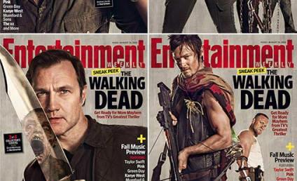 The Walking Dead to Converge Communities on Season 3