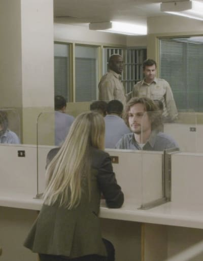 A Welcome Visitor - Criminal Minds Season 12 Episode 16