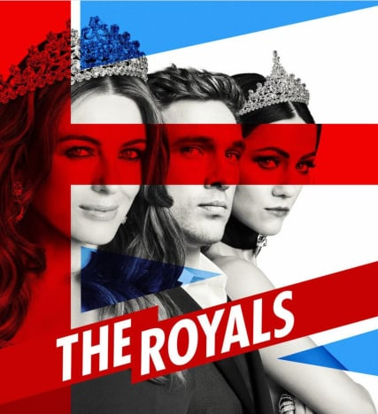 The Royals Season 4 Poster