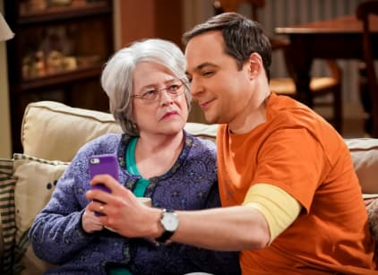 Watch The Big Bang Theory Season 12 Episode 8 Online