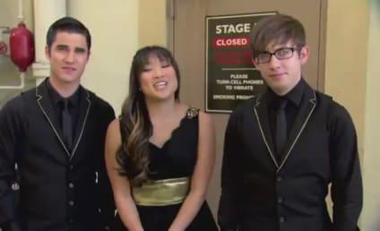 Glee Goes Gangnam Style: Sneak Peek!