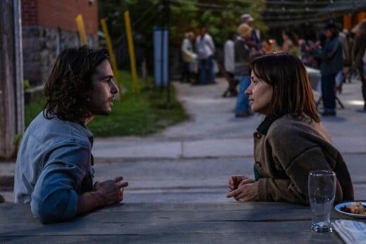 Yorick & Sonia - Y: The Last Man Season 1 Episode 7