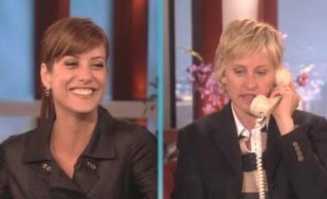 Kate Walsh, Ellen DeGeneres