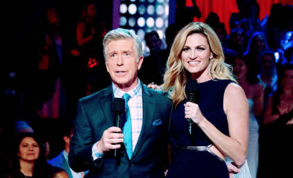 Dancing With the Stars Stunner: Tom Bergeron and Erin Andrews Both Fired