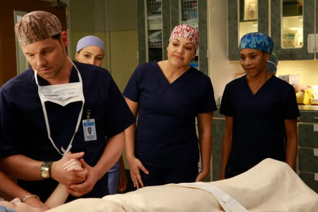 Preparing the Patient - Grey's Anatomy Season 12 Episode 10