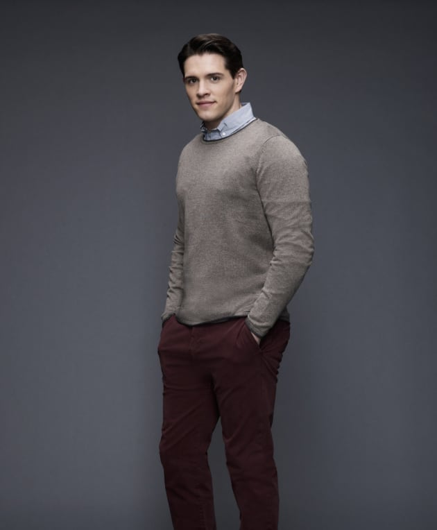 Casey Cott as Kevin Keller - Riverdale