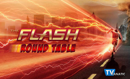 The Flash Round Table: Who's the Man in the Iron Mask?