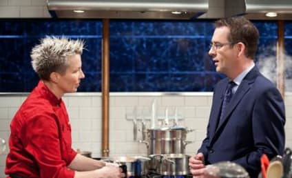 Chopped All-Stars Review: Mega Chef vs. Mega Chef!