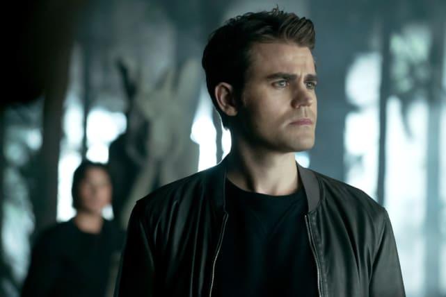 Bringing Down the Falls - The Vampire Diaries Season 8 Episode 10