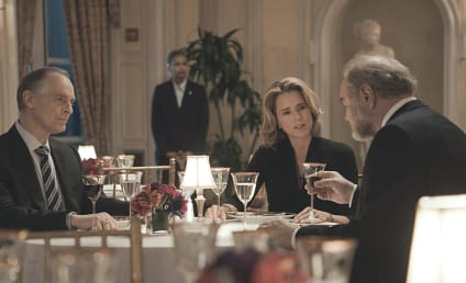 Madam Secretary Season 1 Episode 19 Review: Spartan Figures