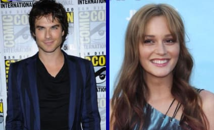 Tournament of TV Fanatic Semifinals: Ian Somerhalder vs. Leighton Meester