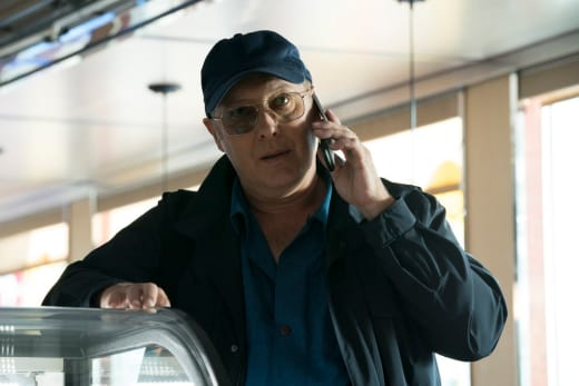 Another Phone Call - The Blacklist Season 5 Episode 1