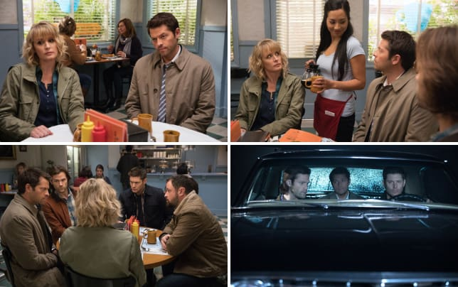 Whats for lunch supernatural season 12 episode 12