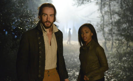 Sleepy Hollow Season Finale Scene