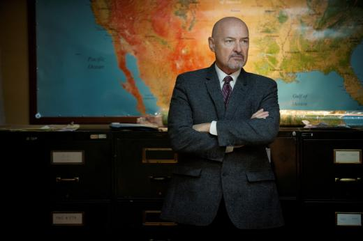 Terry O'Quinn on Falling Skies