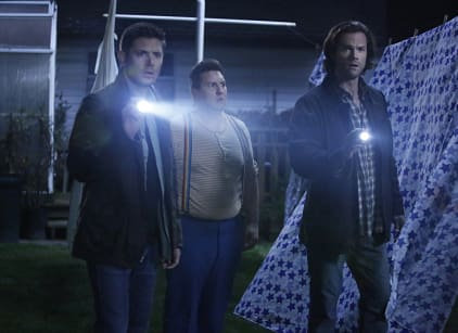 Watch Supernatural Season 11 Episode 8 Online