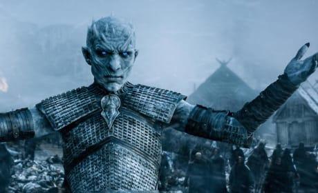 The Night's King Photo - Game of Thrones Season 5 Episode 8