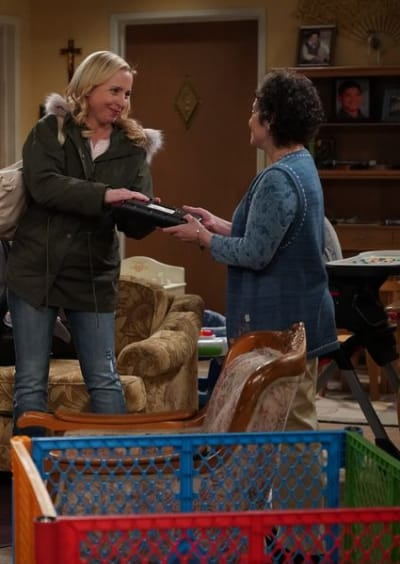 Affordable Child Care - The Conners Season 2 Episode 16