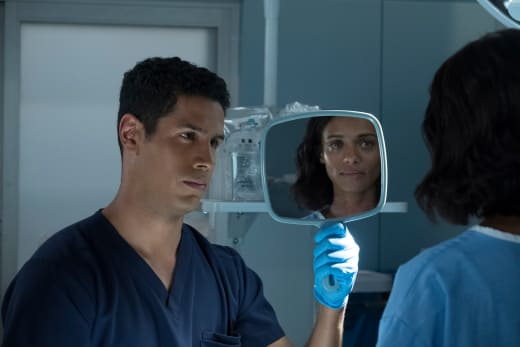 Jared and Celeste - The Good Doctor Season 1 Episode 17