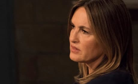 Benson Looks Pensive - Law & Order: SVU Season 20 Episode 10
