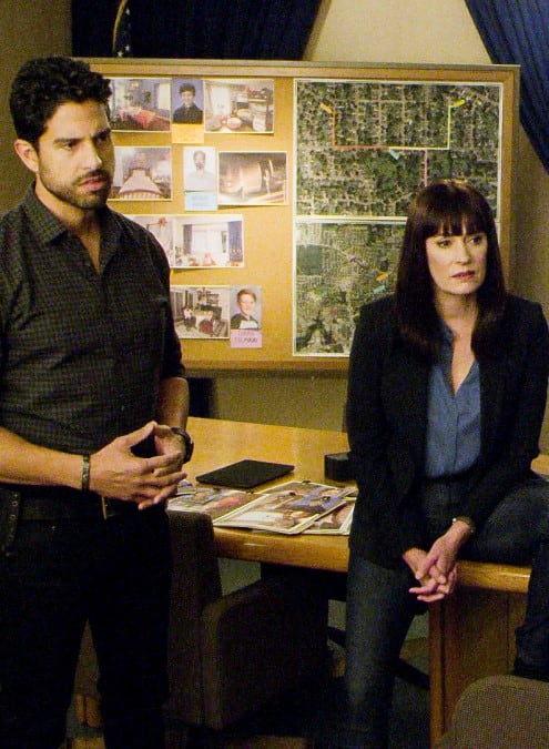 Children Disappear - Tall - Criminal Minds Season 14 Episode 12