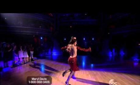 Meryl Davis & Val Chmerkovskiy - Argentine Tango
