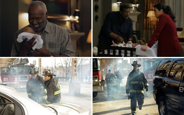 Holding the grandchild chicago fire season 3 episode 12