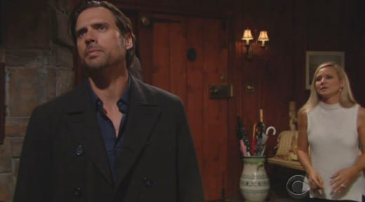 Longing for Christian - The Young and the Restless