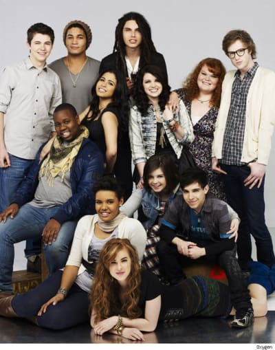 The Glee Project peeps