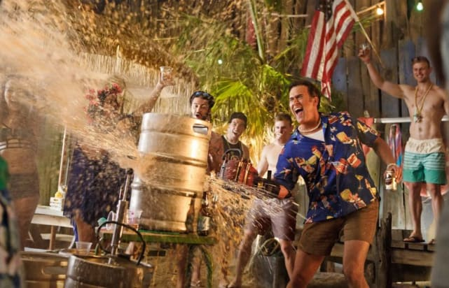 """Home,"" Ash vs Evil Dead Season 2 Episode 1"