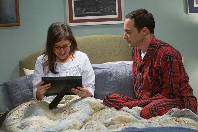"The Big Bang Theory Photos from ""The Birthday Synchronicity"""