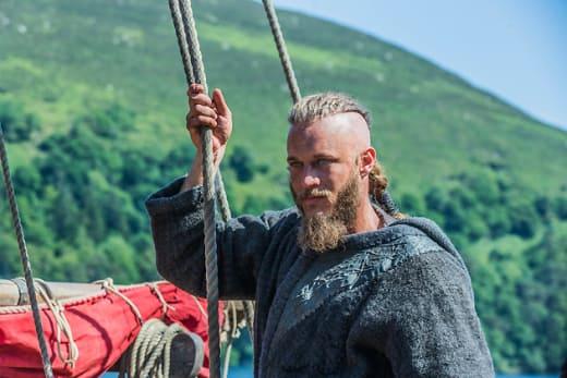Ragnar Comes Home