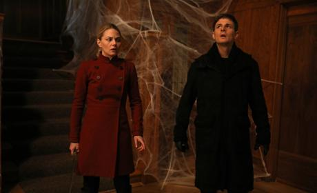 How Far Will Emma Go? - Once Upon a Time Season 6 Episode 16