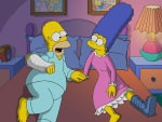 A Romantic Night - The Simpsons