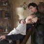 Thomas Dinley Busy At Work - Salem Season 3 Episode 5