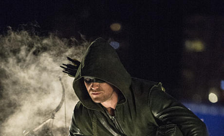 Whoops! - Arrow Season 3 Episode 1