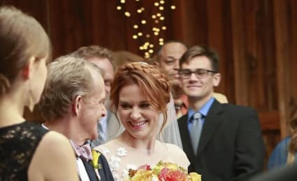 Grey's Anatomy Exclusive: Sarah Drew Teases April's Big Day, A Shocking Final Few Minutes