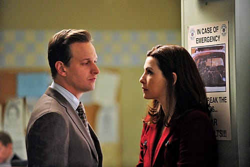 Alicia and Will Scene