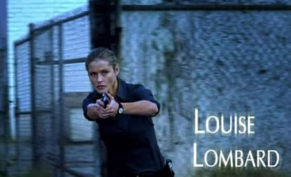 Louise Lombard Books Return to CSI