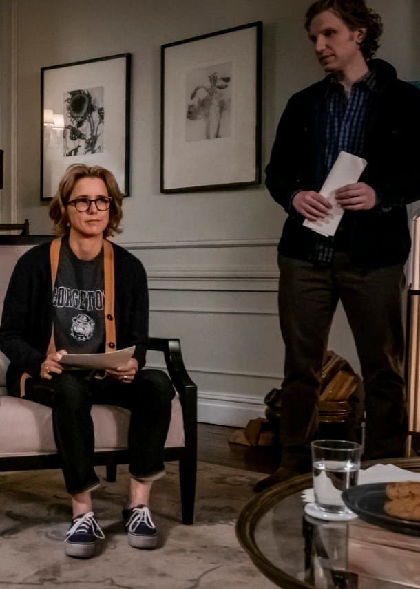 Briefing the Candidate - Madam Secretary Season 5 Episode 19