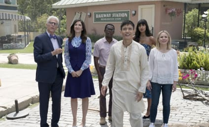 The Good Place Season 2 Episode 10 Review: Best Self