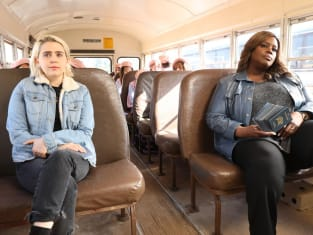 Riding The Bus - Good Girls Season 2 Episode 10