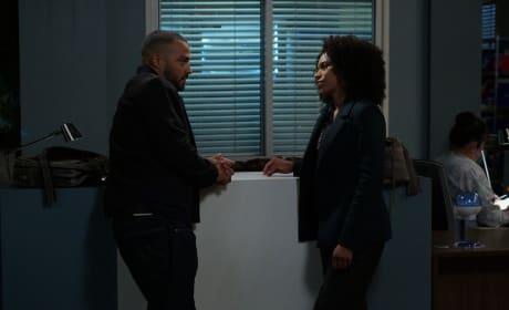Leave Room for Jesus - Grey's Anatomy Season 14 Episode 9