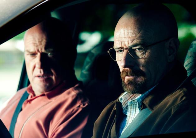 Walt and Hank