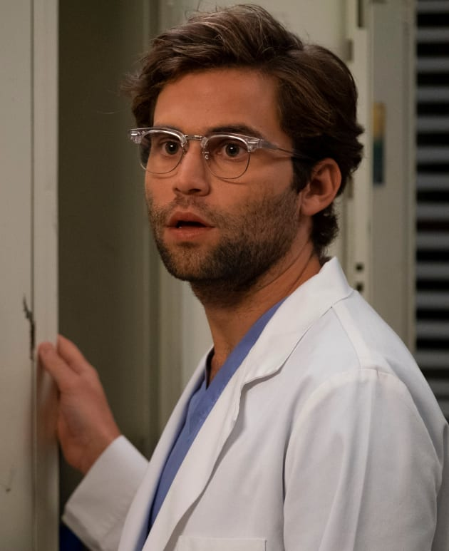 Levi Schmitt - Tall - Grey's Anatomy Season 15 Episode 3