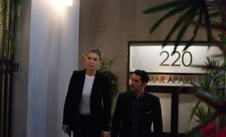 On the Case - Lucifer Season 2 Episode 7