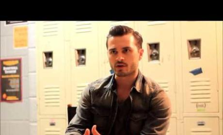 Michael Malarkey on Carenzo's Chemistry