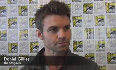 Daniel Gillies Comic-Con Interview