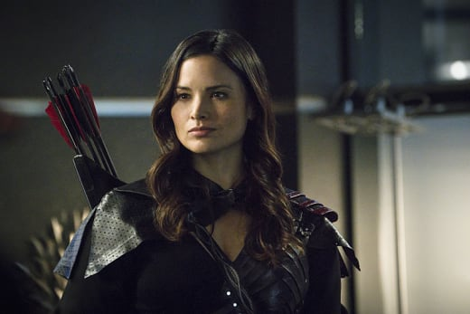 Ready to Fight - Arrow Season 3 Episode 23