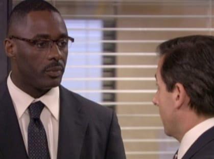 Idris Elba as Charles Minor